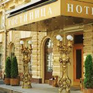 Гостиницы Хороля