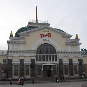 Железнодорожные вокзалы Хороля