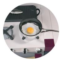 Бар Погребок - иконка «кухня» в Хороле